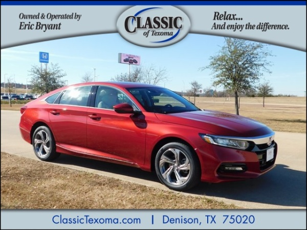 2020 Honda Accord in Denison, TX