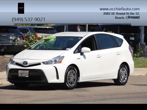 2016 Toyota Prius V In Newport Beach Ca