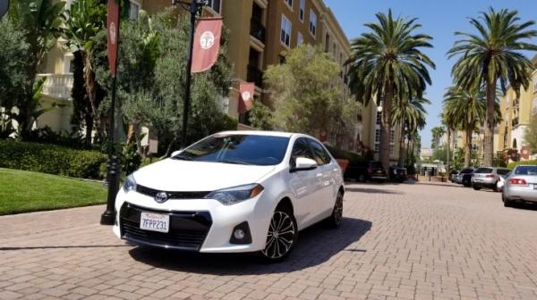 2016 Toyota Corolla in Newport Beach, CA