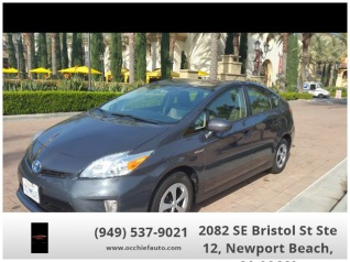 Used Toyota Prius For Sale Search 3 659 Used Prius Listings Truecar