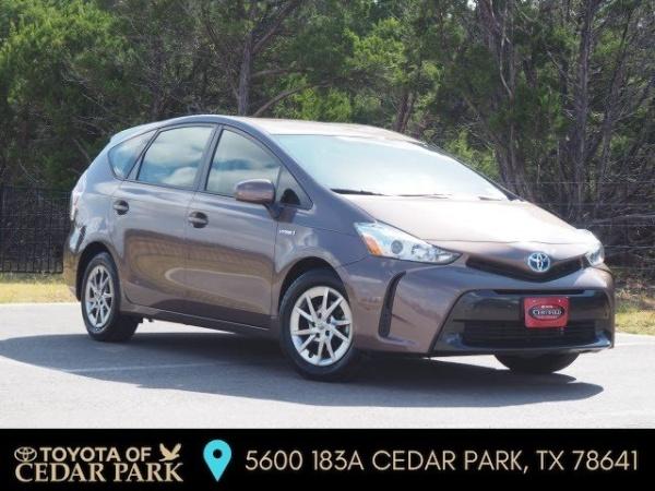2017 Toyota Prius v in Cedar Park, TX