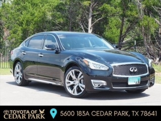 2016 Infiniti Q70l 3 7 Rwd For In Cedar Park Tx
