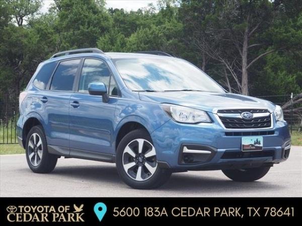 2017 Subaru Forester in Cedar Park, TX