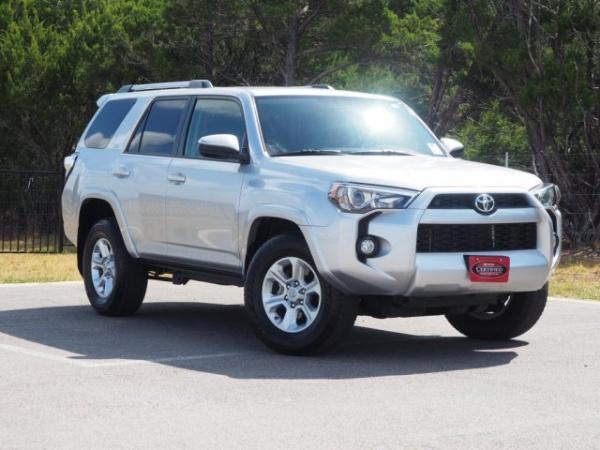 2019 Toyota 4Runner in Cedar Park, TX