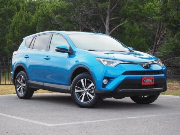 2018 Toyota RAV4 in Cedar Park, TX