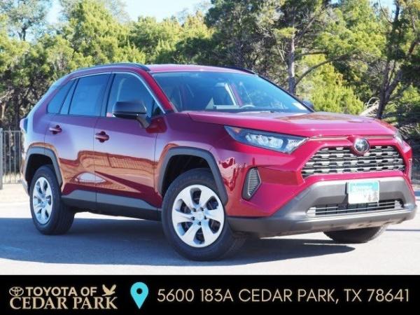 2020 Toyota RAV4 in Cedar Park, TX