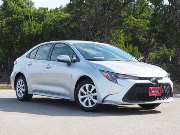 2020 Toyota Corolla in Cedar Park, TX
