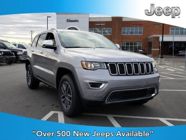 2020 Jeep Grand Cherokee in Pineville, NC