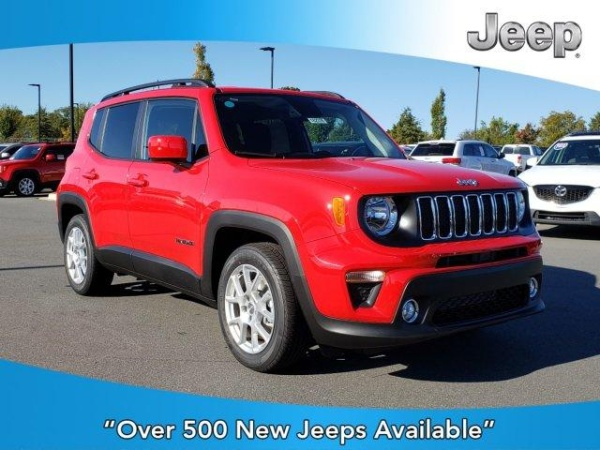 2019 Jeep Renegade in Pineville, NC