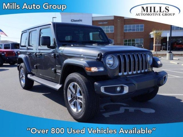 2018 Jeep Wrangler in Pineville, NC