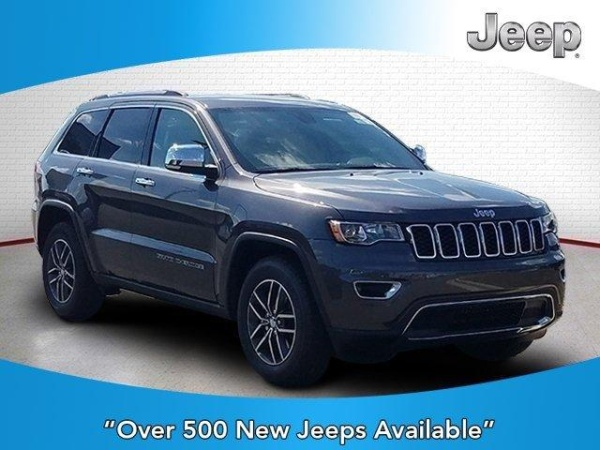 2018 Jeep Grand Cherokee in Pineville, NC