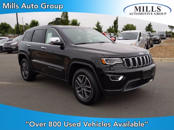 2019 Jeep Grand Cherokee in Pineville, NC