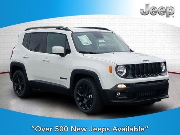 2018 Jeep Renegade in Pineville, NC
