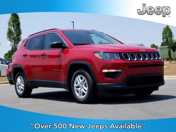 2019 Jeep Compass in Pineville, NC