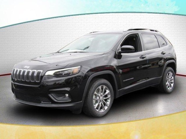 2019 Jeep Cherokee in Pineville, NC