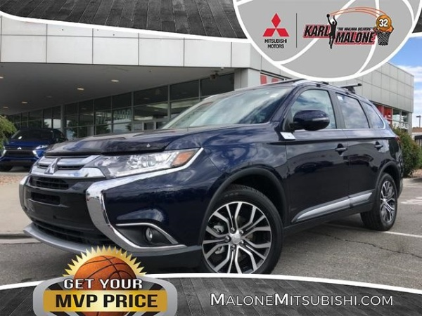 2018 Mitsubishi Outlander SEL S-AWC For Sale in Sandy, UT