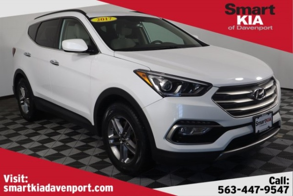 2017 Hyundai Santa Fe Sport in Davenport, IA