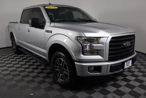 2016 Ford F-150 in Davenport, IA