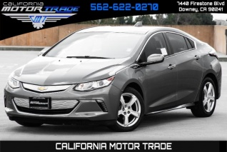 Used Chevy Volt For Sale >> Used Chevrolet Volts For Sale Truecar
