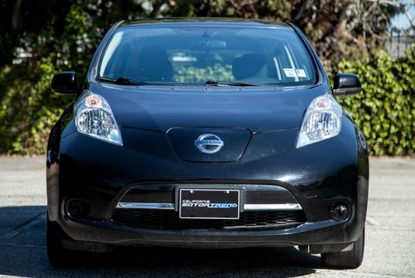 2015 Nissan Leaf S For Sale In Downey Ca Truecar