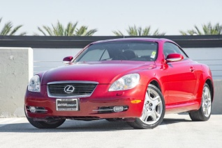 2008 Lexus Sc 430 Convertible For In Downey Ca