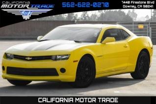 Used 2015 Chevrolet Camaros For Sale Truecar