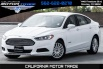 2016 Ford Fusion Hybrid SE FWD for Sale in Downey, CA
