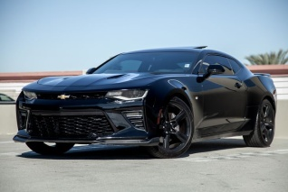 2016 Chevrolet Camaro Ss With 2ss Coupe For In Downey Ca