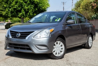 Used 2017 Nissan Versa 1.6 S Plus CVT For Sale In Downey, CA
