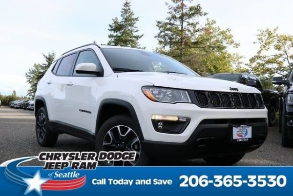 2019 Jeep Compass in Seattle, WA