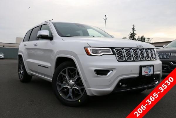 2020 Jeep Grand Cherokee in Seattle, WA
