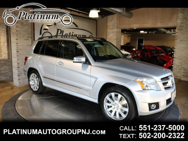 2012 Mercedes Benz Glk Glk 350 4matic For Sale In Hasbrouck Heights