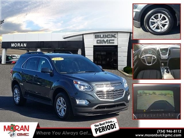 2017 Chevrolet Equinox in Taylor, MI