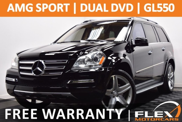 2012 Mercedes-Benz GL in Houston, TX