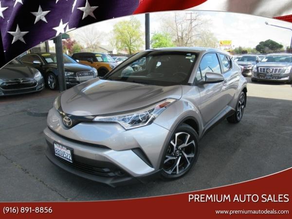 2018 Toyota C-HR in Sacramento, CA