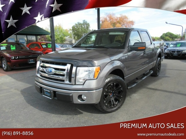 2009 Ford F-150 in Sacramento, CA