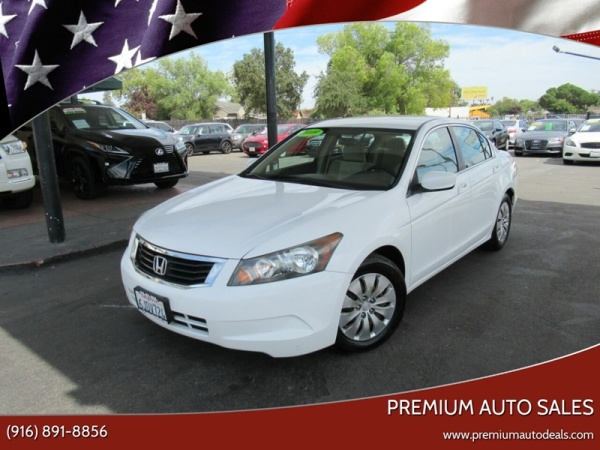 2009 Honda Accord in Sacramento, CA