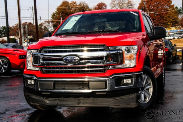 2019 Ford F-150 Unknown
