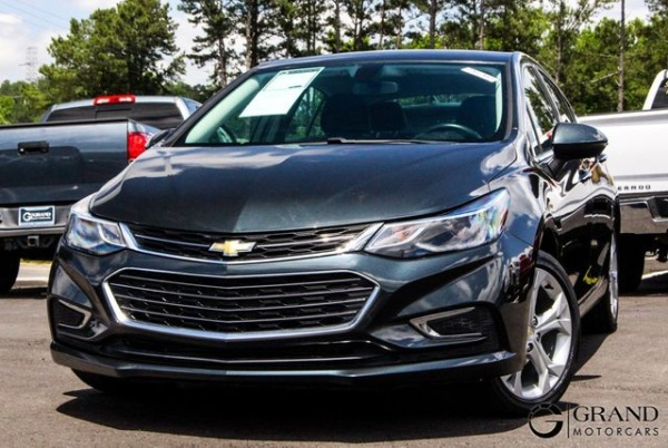 2018 Chevrolet Cruze in Marietta, GA