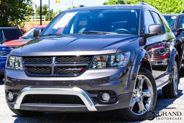 2016 Dodge Journey Crossroad Plus