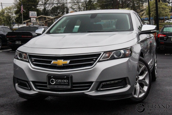 2018 Chevrolet Impala in Marietta, GA