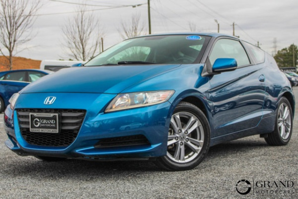 2011 honda cr z cvt for sale in marietta ga truecar. Black Bedroom Furniture Sets. Home Design Ideas