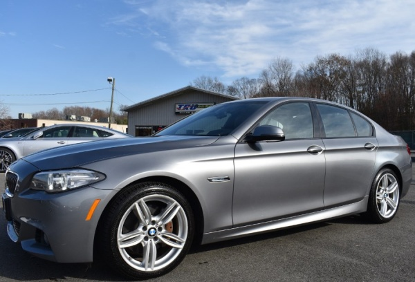 2016 BMW 5 Series in Berlin, CT