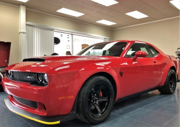 2018 Dodge Challenger SRT Demon RWD Automatic For Sale in