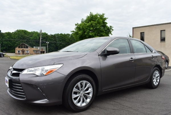 2017 Toyota Camry in Berlin, CT