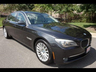 Bmw 750li For Sale >> Used Bmw 7 Series For Sale In Baltimore Md Truecar