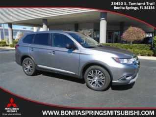 used mitsubishi outlander for sale in bonita springs, fl | 74 used