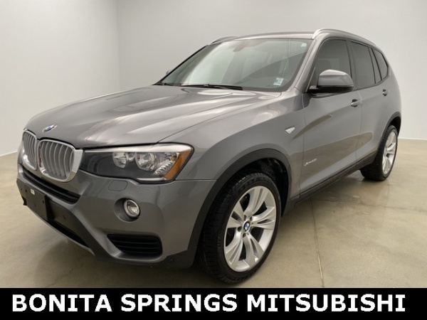 2016 BMW X3 in Bonita Springs, FL