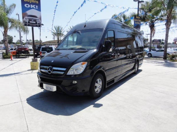 2011 Mercedes-Benz Sprinter Cargo 2500