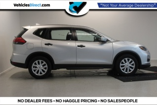 Used 2017 Nissan Rogue S FWD For Sale In Charleston, SC